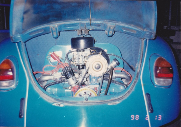 Bluebirds Engine (old)