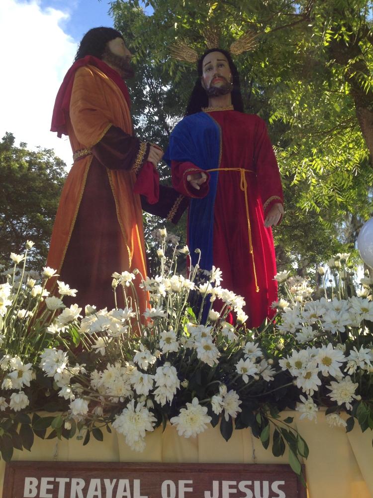 The Betrayal of Jesus Christ