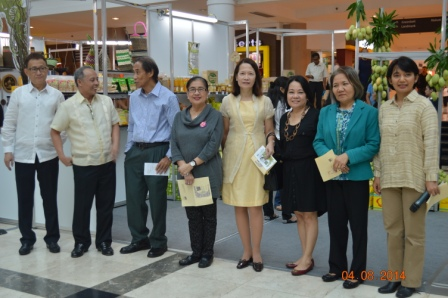 Guests & DTI6 officials