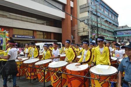 Drummers paghidaet
