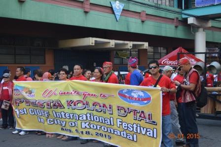 Koronadal delegation