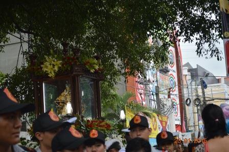 Procession - Sto. Niño de Cebu