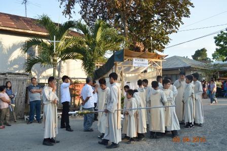 Acolytes/altar boys