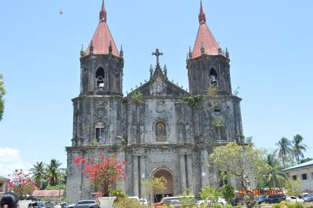 The beautiful Gothic Molo Church