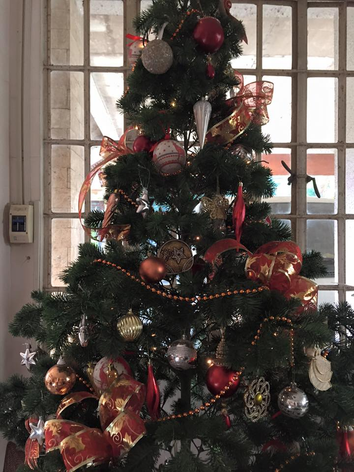 Our Christmas Tree this year
