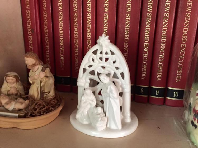 Nativity Set made of Ceramic