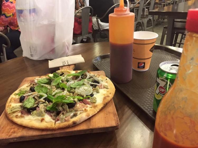 Pizza Republic at the Limketkai Center